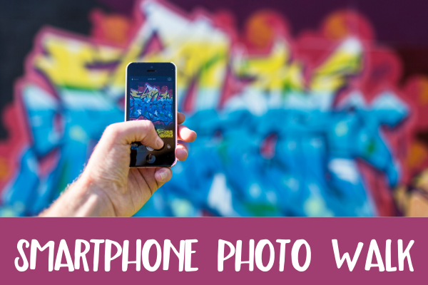 NEW: Smartphone Photo Walks in London
