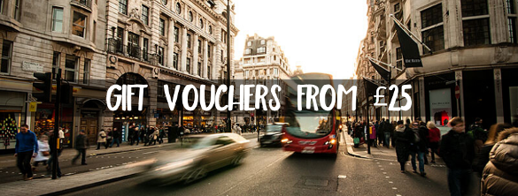 London guided walks gift vouchers