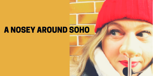 7 noses of soho - a private walking tour in London