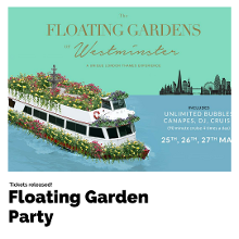 Floating Garden Party