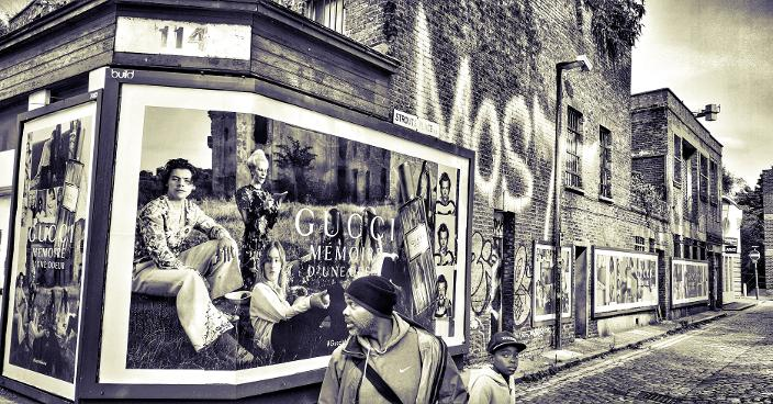 Spitalfields and Brick Lane Smartphone Photo Walk