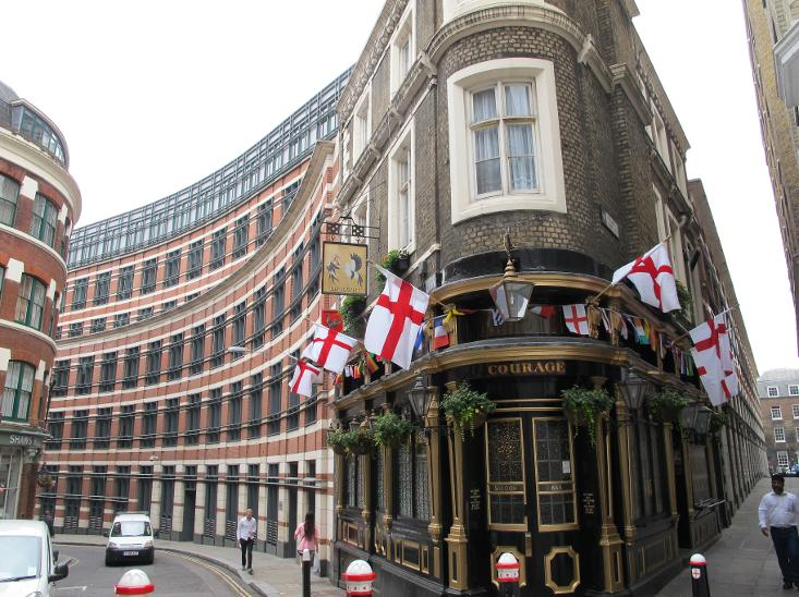 Best of Blackfriars walking tour in the City of London