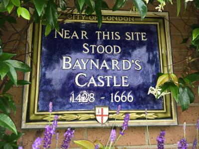 Private Best of Blackfriars Walking Tour | Baynard's Castle