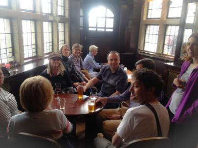 Private Best of Blackfriars Walking Tour | The Blackfriar pub