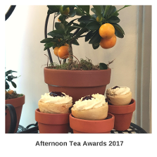 Afternoon Tea Awards 2017