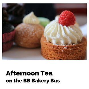 Afternoon Tea with BB Bakery