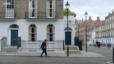 Howard's End London Filming Locations