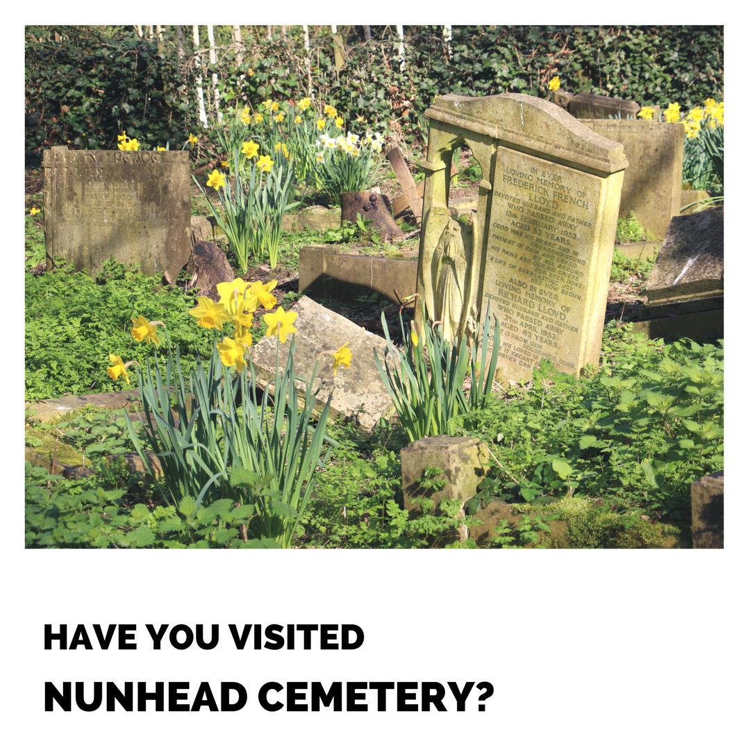 Have you visited Nunhead Cemetery yet?
