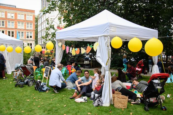 PLAY THE MILE  - a 100 day FREE Summer event, 18 May – 25 August