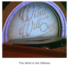 The Wind in the Willows Musical at the Palladium