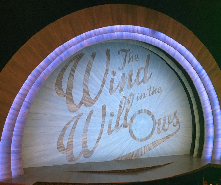 Wind in the Willows Musical at the Palladium