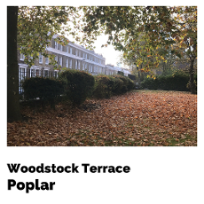 Woodstock Terrace, Poplar