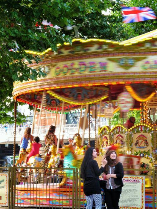 History of the Carousel