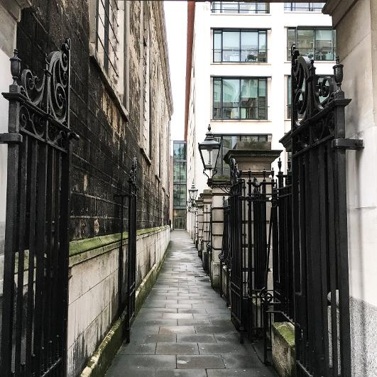 Heretics and Horrors - a private walking tour in the City of London
