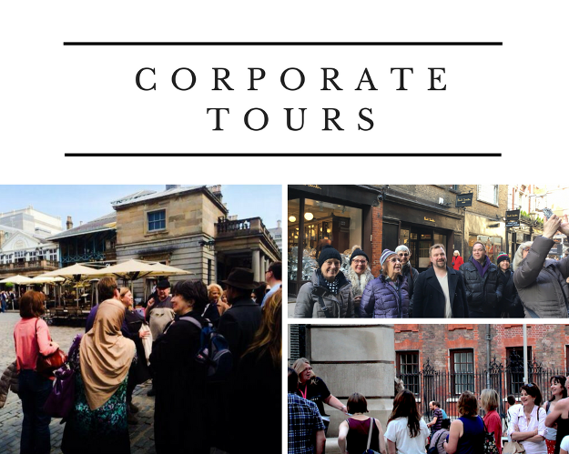 Corporate Tours in London