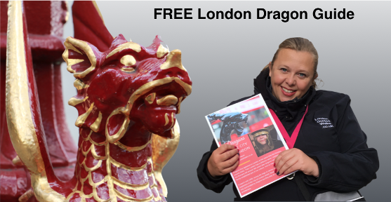 Top 10 Dragons in the City of London - Free dragon guide for families - things to do