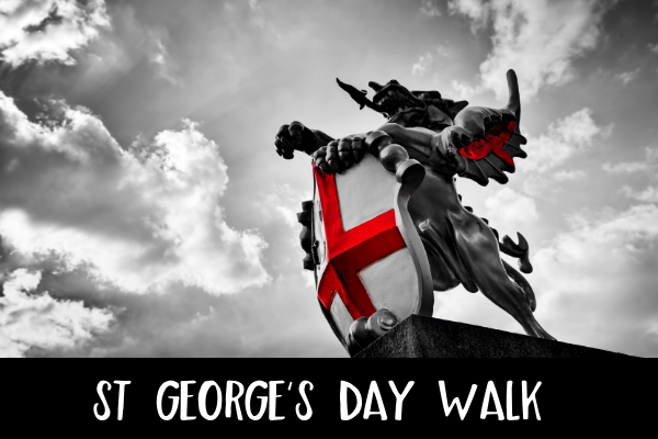 St George's Day Walk
