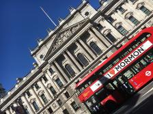 Whitehall on our London Highlights Tour