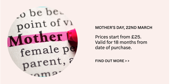 Mother's Day Gift Ideas by Email