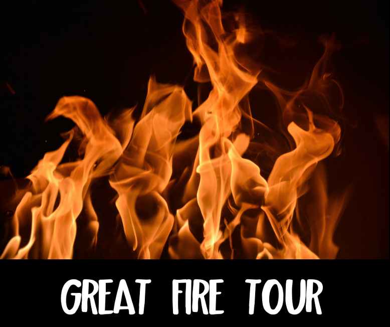 Great Fire of London Tour