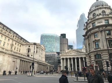 Great Fire of London | Private Tour | Bank Station