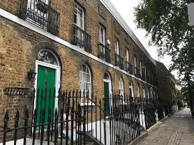 Private Royal Greenwich Tour | Georgian Terrace