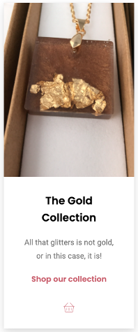 The Gold Collection | Greenwich Gifts