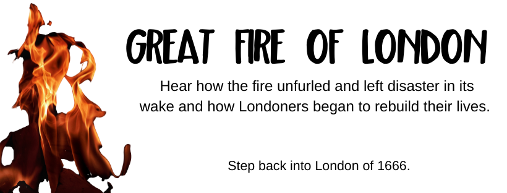 Great Fire of London guided walk