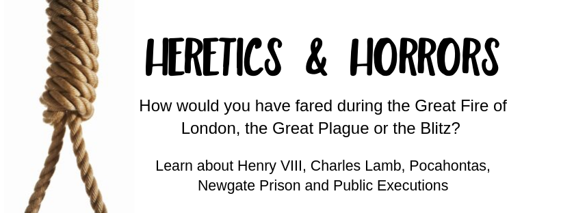 heretics and horrors a london guided walking tour