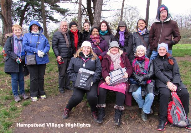 Private Hampstead Village Highlights walking tour in London