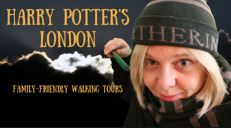 Harry Potter's London Walks