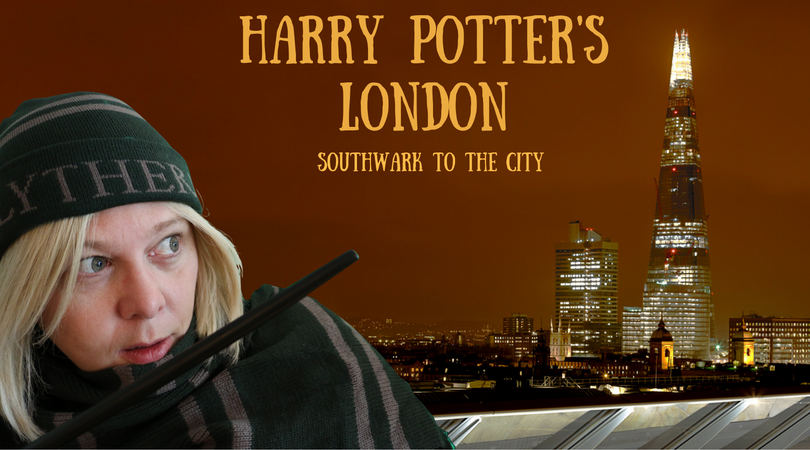 Harry Potter Family-Friendly guided walks in London