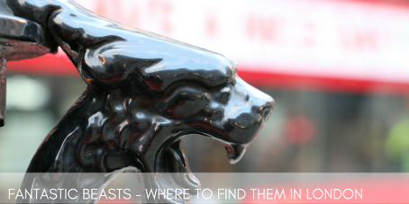Fantastic Beasts and where to find them in London