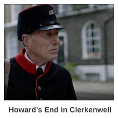 BBC Howard's End Filming Locations in London