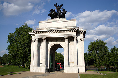 Visit the Wellington Arch