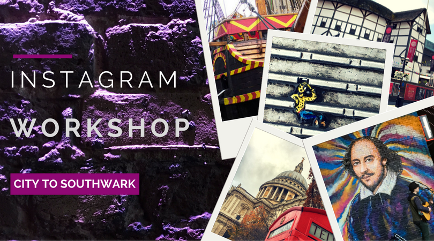 Instagram Workshops in London