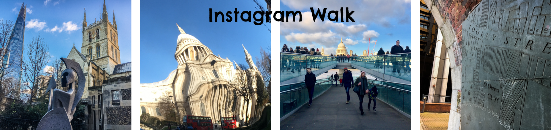 Instagram London Walk