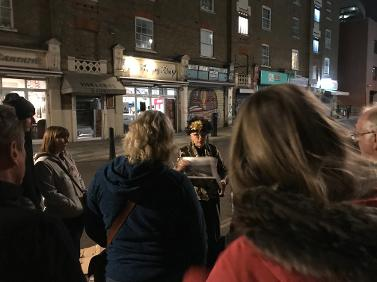 cheap Jack the Ripper private tour