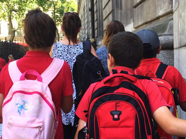 School Tours in London