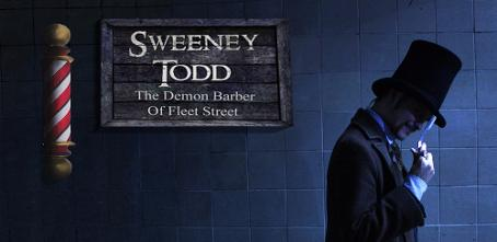 Sweeney Todd London Walk
