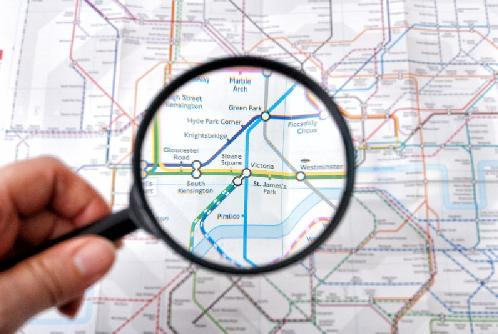 Corporate London Underground Treasure Hunt