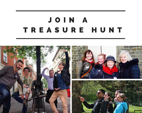 Fun London Treasure Hunts