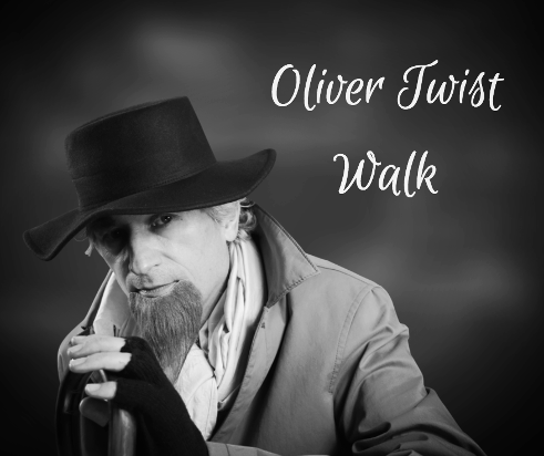 Oliver Twist London walk
