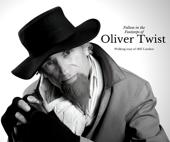 Oliver Twist, Charles Dickens Walking Tour in London