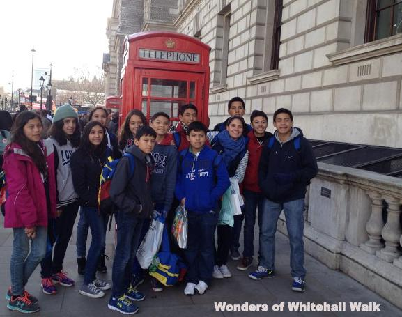 Kids tours in London