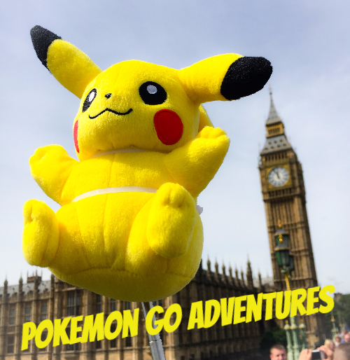Pokémon Go London Adventures