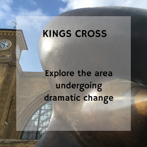 Kings Cross: a private tour