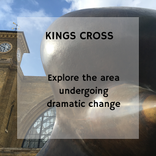 Private Kings Cross Tour