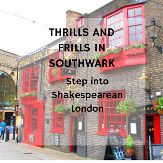 Private Southwark London Walking Tour