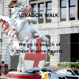 Private London Dragon Walking Tour